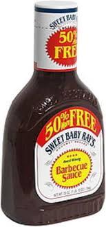 sweet baby rays barbecue sauce bonus