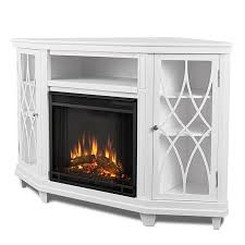 real flame lynette corner fireplace tv