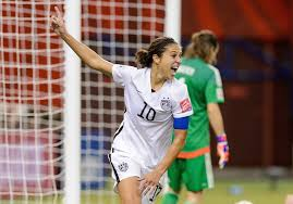 Carli Lloyd Leads U.S. to Soccer World Cup Semifinal Win Over Germany | Time