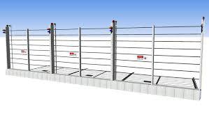 Jp Electric Fences 3d Warehouse