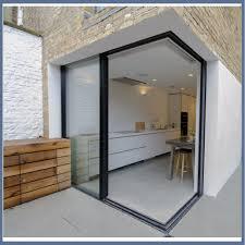 reflective glass glazing corner