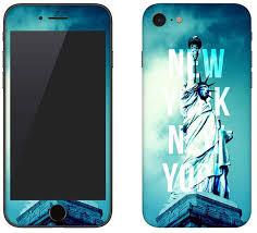 Vinyl Skin Decal For Apple Iphone 7 New York New York Price From Noon In Saudi Arabia Yaoota