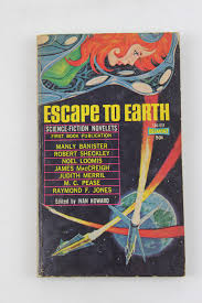 Escape To Earth edited by Ivan Howard Belmont Books   Etsy