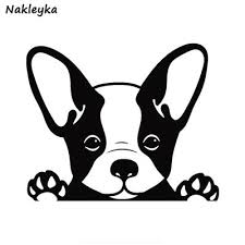 Buy Boston Terrier Car Decal At Affordable Price From 31 Usd Best Prices Fast And Free Shipping Joom