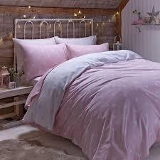 catherine lansfield pink polka dot