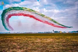L'Aeronautica Militare al Milano Linate air show 2019