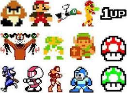 Lot Of 14 Nintendo Nes 8 Bit 2 Vinyl Decal Sticker Emblem Mario Zelda Mega Man Ebay