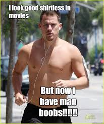 channing tatum to the no memes