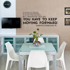 You Have To Keep Moving Forward Mlk Wall Quote Decal Wallums