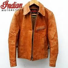 highway horsehide leather biker jacket