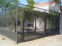 Pin By Ironcraft On Custom Metal Fencing Security Fence Home Pictures Fence Construction