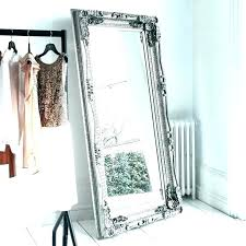led full length mirror light up with