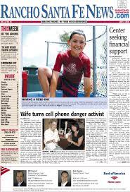 Rancho Santa Fe News, July 2, 2010_web by Coast News Group - issuu