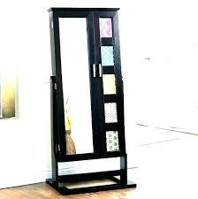 floor mirror with jewelry storage uk