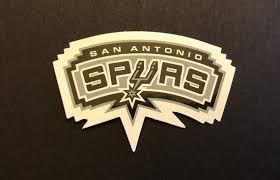 San Antonio Spurs Vinyl Decal Sticker Vinyl Decal Stickers Vinyl Decals San Antonio Spurs