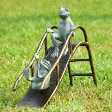25 cute and funny animal garden statues