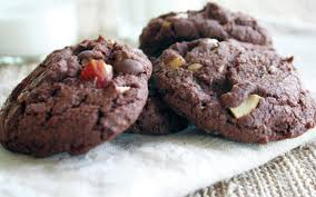 Chocolate cookies get a spark from crystallized ginger   West Central  Tribune