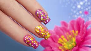 the plete nail art tutorial step