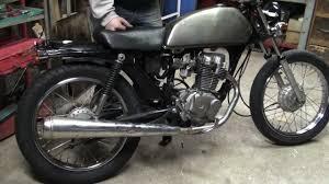 cg honda 125cc café racer kit 150cc big