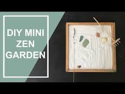 diy mini zen garden you