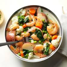 Shrimp & Vegetable Boil Recipe