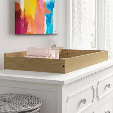 tuckerton changing table topper