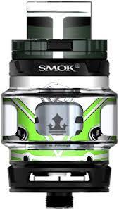 Amazon Com Skin Decal Vinyl Wrap For Smok Tfv12 Prince Tank Vape Kit Skins Stickers Cover Vw Bus Split Window Green