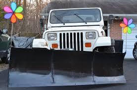 stinger s home built snow plow