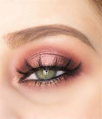 40 gorgeous rose gold eye makeup ideas