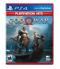 God Of War Playstation Hits Sony Playstation 4 711719534105 Walmart Com Walmart Com