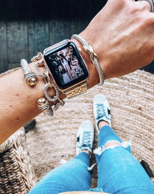 """Image result for Most Fashionable Apple Watch Bands For Him"""""""