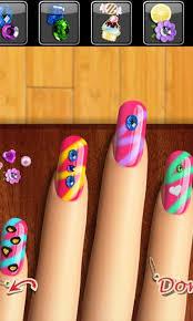 a nail games