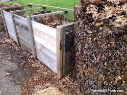Building A Compost Bin 6 Ways Tenth Acre Farm