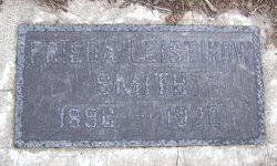 Frieda Leistikow Smith (1896-1920) - Find A Grave Memorial