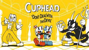 cuphead wallpapers top free cuphead