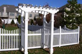 Quality Pvc Vinyl Fence Installation In Illinois Paramount Fence