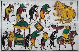 Ý nghĩa đám cưới chuột trong tranh Đông Hồ - antv
