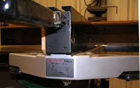 Review Shop Fox W1410 Table Saw Fence W Standard Rails By Jim55 Lumberjocks Com Woodworking Community