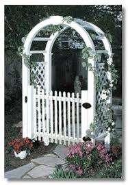 Installing A Gate Kit On An Arbor