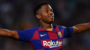 Barcelona sensation Ansu Fati advised to drop down to B team by Kluivert