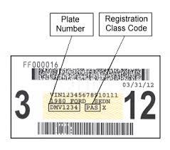 New York Dmv Sample Registration Documents