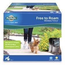 Petsafe Free To Roam Wireless Pet Fence Dog Fence Systems Petsmart