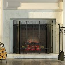 screens fireplaces at