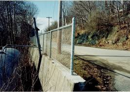 Commercial Chain Link Fence Gallery Main Line Fence