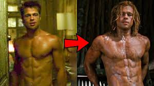 brad pitt s steroid cycle natural in