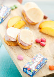 homemade lunchables with ham the