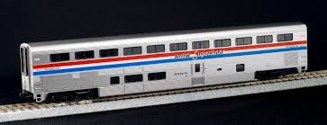 Kato Ho Scale Superliner Sleeper Car Amtrak Phase Iii With Decal Sheets Ka 35 6082 Multi Colored Walmart Com Walmart Com