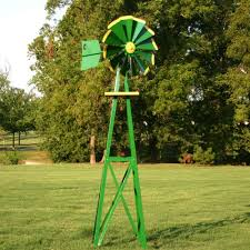 decorative garden windmill