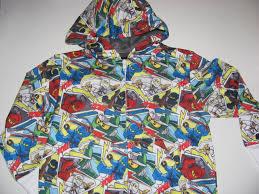 New Lego Ninjago Hoodie Sweatshirt Lloyd Cole Kai Zane Jay Size 6 on  PopScreen