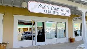 cedar crest salon and spa nail salon